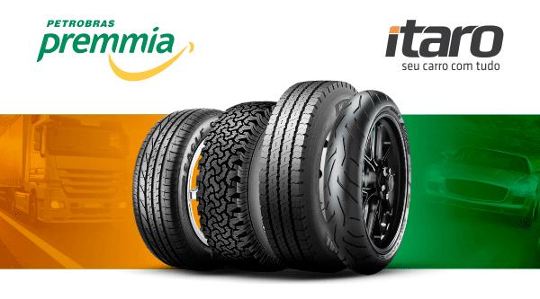 Petrobras Premmia & Itaro - Seja Bem-vindo(a)!